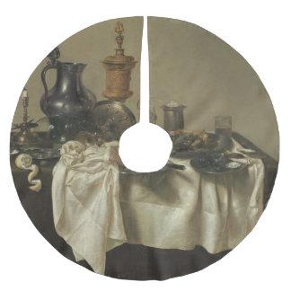 宴会の部分はとのウィレムClaesz Hedaによってミートバイを ブラッシュドポリエステルツリースカート
