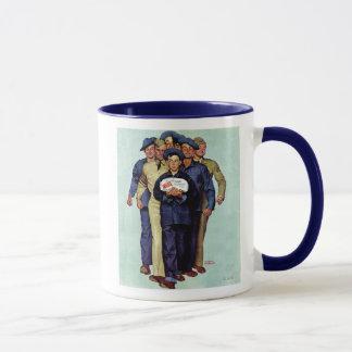 家からのウィリーGillisのパッケージ マグカップ