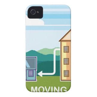 家にアパートから移ること Case-Mate iPhone 4 ケース