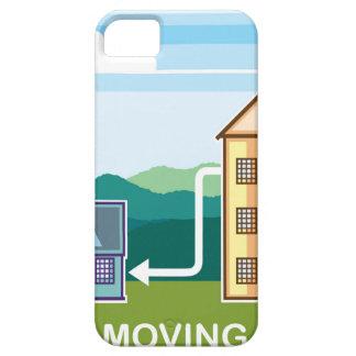 家にアパートから移ること iPhone SE/5/5s ケース