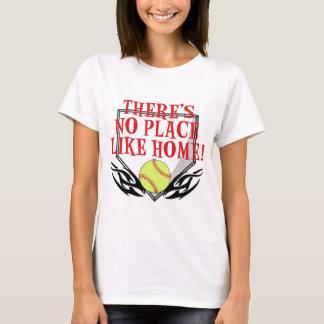 家のような場所がありません! Tシャツ