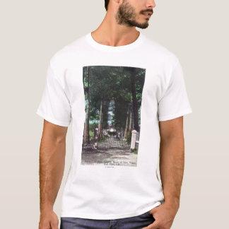 家のセオドアWagnerの意見への入口 Tシャツ
