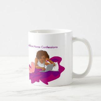 家のマグからの仕事 コーヒーマグカップ