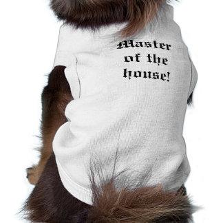 家のマスター! ペット服