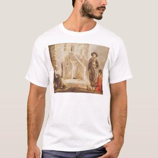 家の前の小作人、c.1641 tシャツ