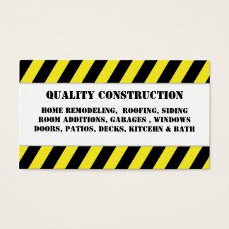 家の改造の建築 名刺