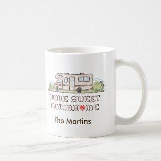 家の甘いキャンピングカー、クラスCのおもしろいの遠征 コーヒーマグカップ