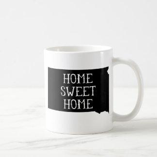 家の甘い家のサウスダコタ コーヒーマグカップ