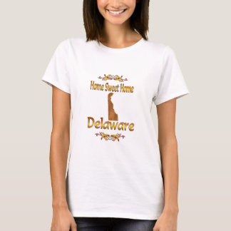 家の甘い家のデラウェア州 Tシャツ