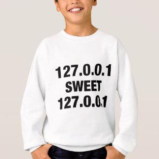 家の甘い家プログラマー スウェットシャツ