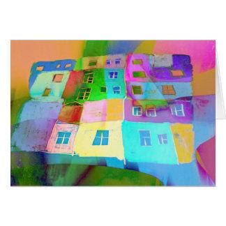 家の甘い家 カード