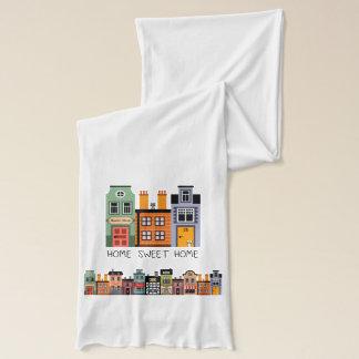 家の甘い家 スカーフ