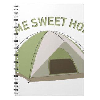 家の甘い家 ノートブック