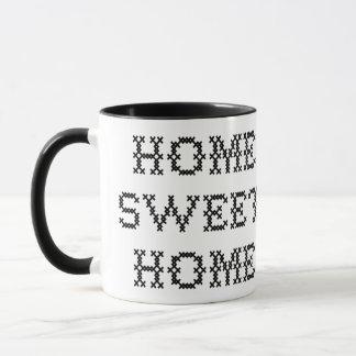 家の甘い家 マグカップ