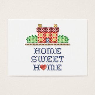 家の甘い家 名刺