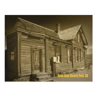 家の甘い家、Bodieの郵便はがき ポストカード
