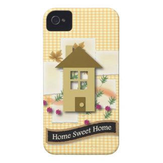 家の甘い家 Case-Mate iPhone 4 ケース