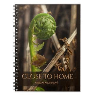 家の発見CC0922の近くのすばらしい自然 ノートブック