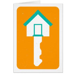 家の鍵 カード