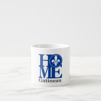 家のGatineauのエスプレッソのマグ エスプレッソカップ