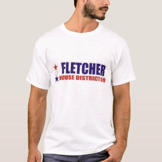 家のTシャツのためのFletcher Tシャツ