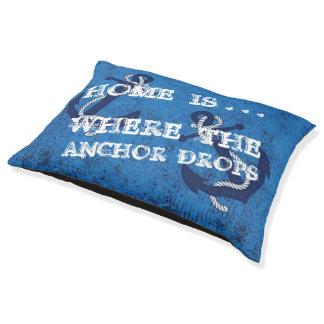 家はいかりが航海のな引用文の文字を落とすところです ペットベッド
