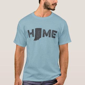 家はインディアナのワイシャツです Tシャツ