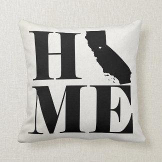 家カリフォルニア州の枕はあなたの色を選びます クッション