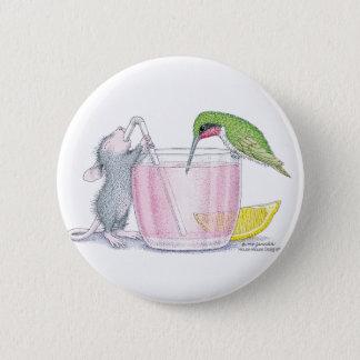 家マウスDesigns® -ピン 缶バッジ