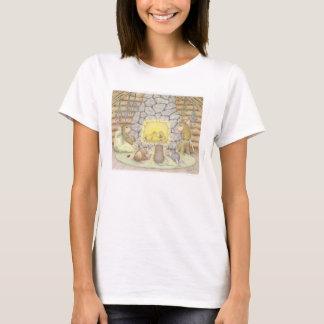 家マウスDesigns® -衣類 Tシャツ