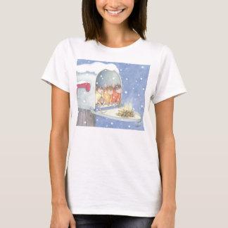 家マウスDesigns® - Tシャツ