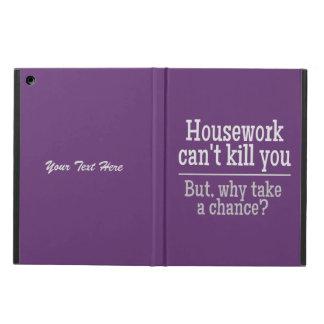 家事のカスタムのケース iPad AIRケース