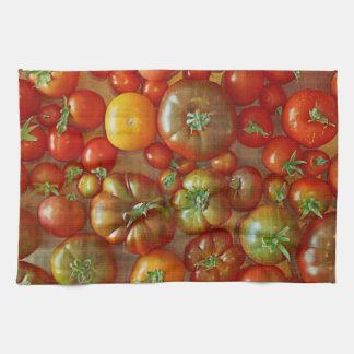 家宝のトマトの台所タオル キッチンタオル
