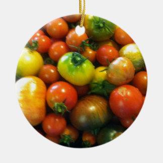家宝のトマト セラミックオーナメント