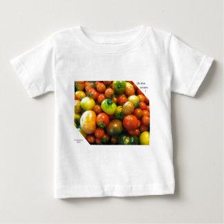 家宝のトマト ベビーTシャツ
