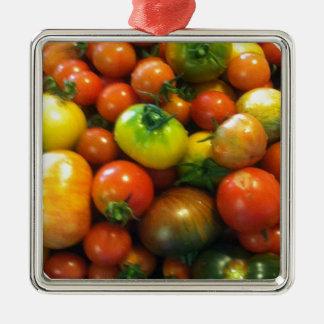 家宝のトマト メタルオーナメント