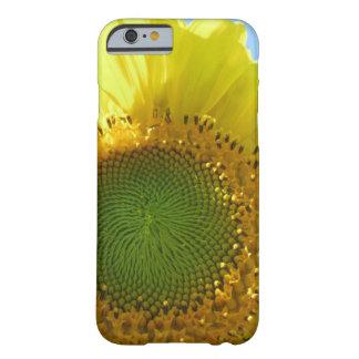 家宝のヒマワリ BARELY THERE iPhone 6 ケース