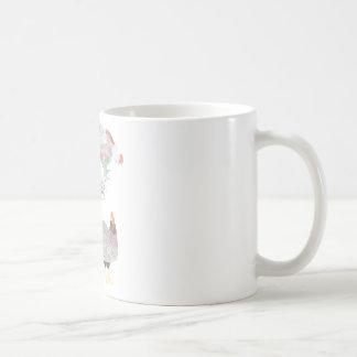 家宝の鶏の生息地 コーヒーマグカップ
