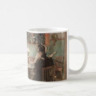 家庭で コーヒーマグカップ