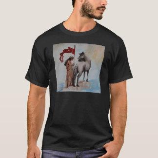 家庭1に行くために割り当てます Tシャツ