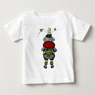 家族のハイキング! ベビーTシャツ