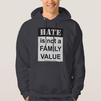 家族のフード付きスウェットシャツ パーカ