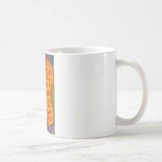 家族のポートレート コーヒーマグカップ