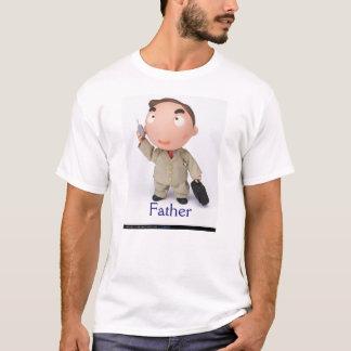 家族のTシャツ--父 Tシャツ