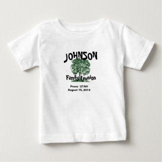 家族会のTシャツ ベビーTシャツ