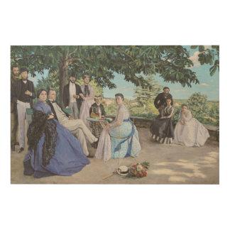家族会1867年 ウッドウォールアート