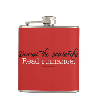 家父長制を破壊して下さい。 ロマンスのフラスコを読んで下さい フラスク