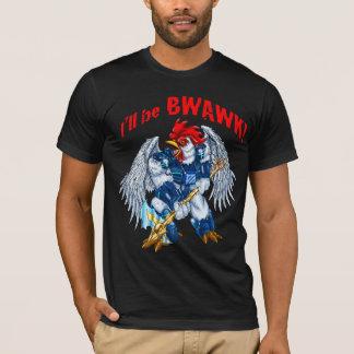 家禽の復讐 Tシャツ
