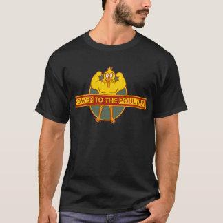 家禽への力 Tシャツ