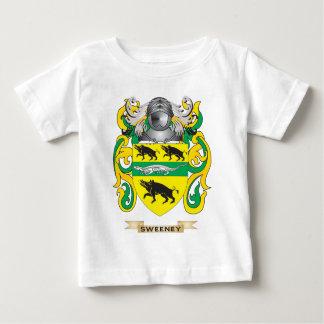 (家紋) Sweeneyの紋章付き外衣 ベビーTシャツ